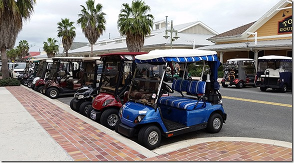 Golf Carts The Villages