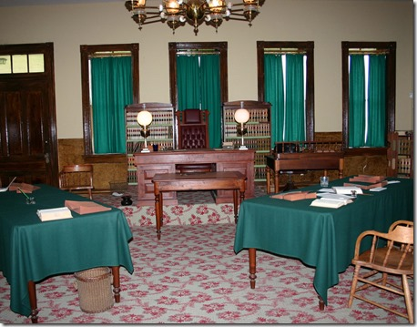 Judge parker courtroom 3