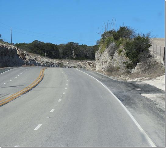 US 83 uphill