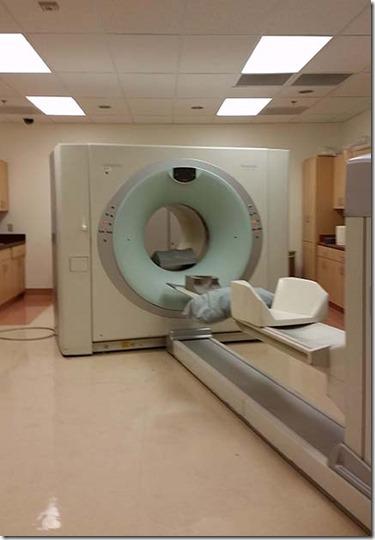 CT Machine small