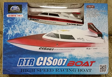 Boat small