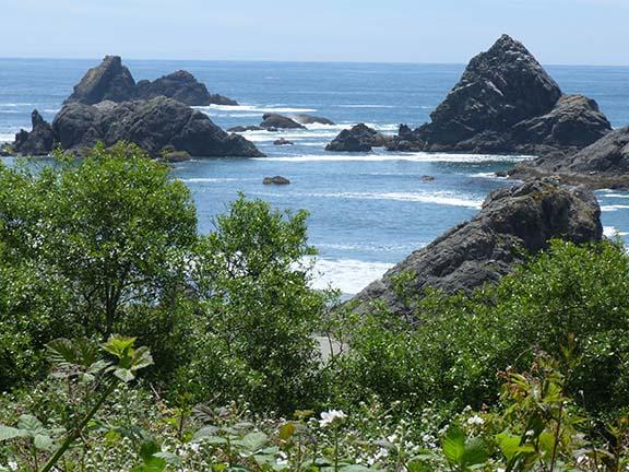 Coastal view 12