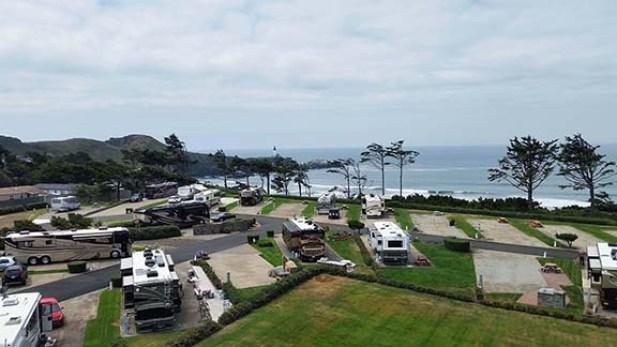 Pacific Shores Motor Coach Resort small