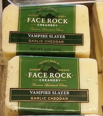 Vampire Slayer cheese small