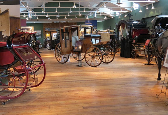 Carriage Museum small