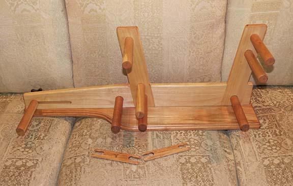 Inkle loom small