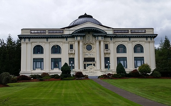 Pacific County Courthouse small
