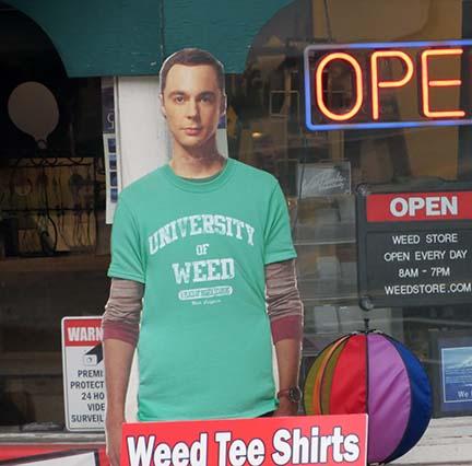 Weed Sheldon