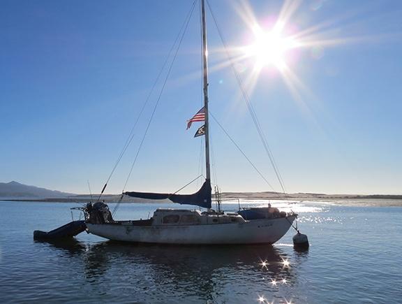 Sailboat small
