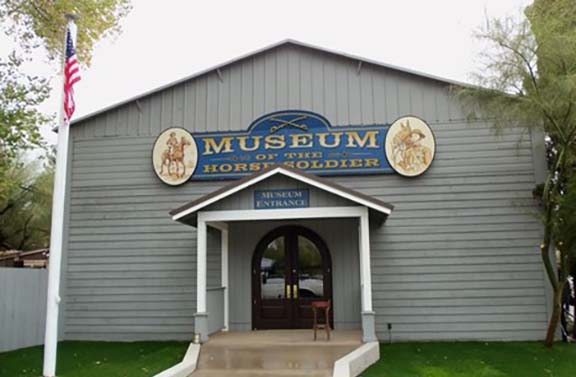 Museum outside