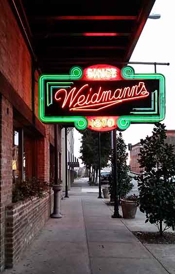 Weidmanns sign small