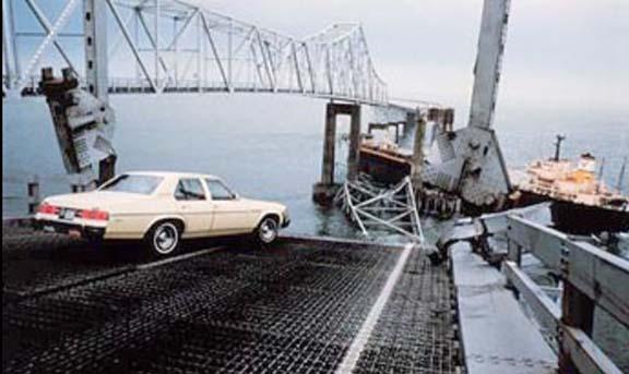car bridge