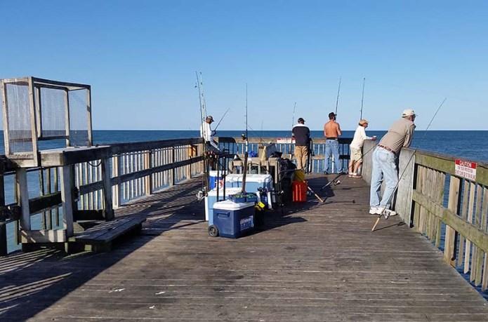 Fishermen Sunglow Pier