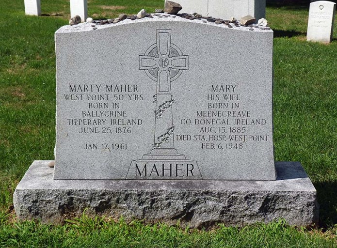 Maher grave