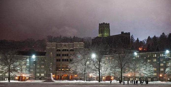 West Point winter small