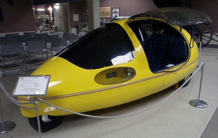 Yare electric car