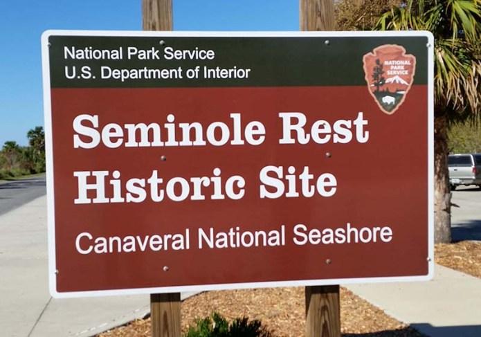 seminole-rest-sign