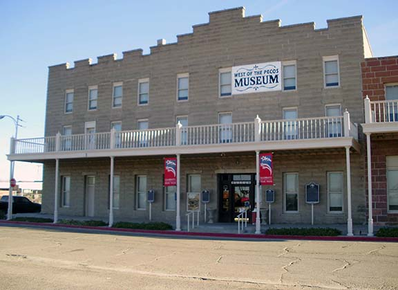 west-of-the-pecos-museum