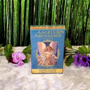 Angels of Abundance by Doreen and Grant Virtue