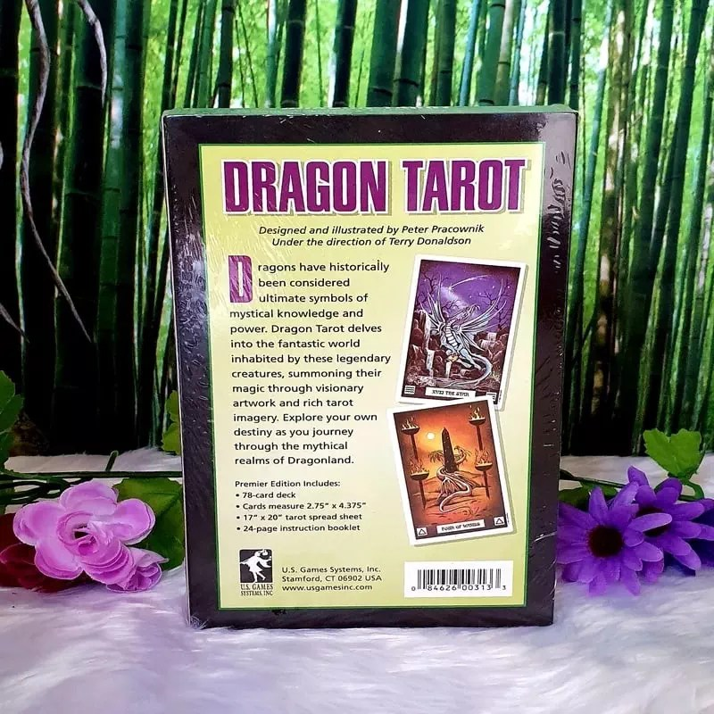 Dragon Tarot by Peter Pracownik and Terry Donaldson
