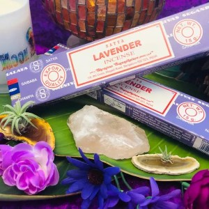 Lavender Incnese Sticks