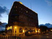 Haunted Lafayette Hotel Marietta Ohio