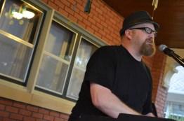 Judd Warrick in Porchfest Salt Lake 2013. His voice is amazing!