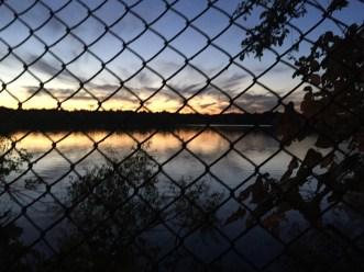 Fresh Pond. Cambridge, MA. 2016 Fall