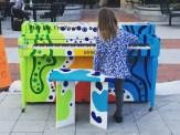 Play Me, I'm Yours. Boston Street Piano. 2016 Fall