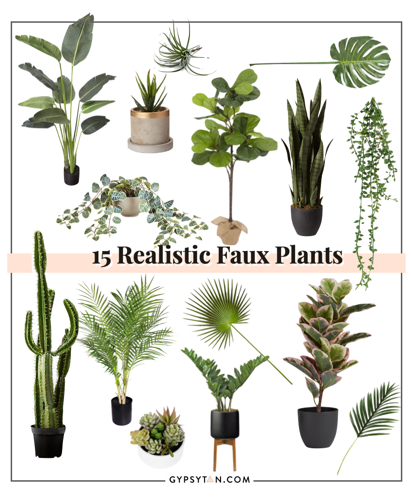 15 Best Artificial Plants For Home Decor Best Fake Plants 2020