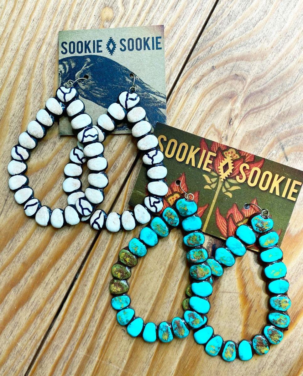 Sookie Sookie : sookie, RAVENAS, EARRINGS, GYpSy