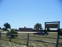 Historic Fort Gaines on Dauphin Island, Alabama
