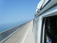 Peniki Crossing Seven Mile Bridge in Florida Keys