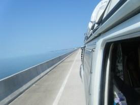 Peniki Crossing Seven Mile Bridge in Florida Keys