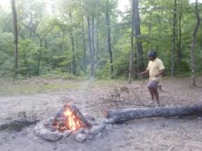 Building Campfire