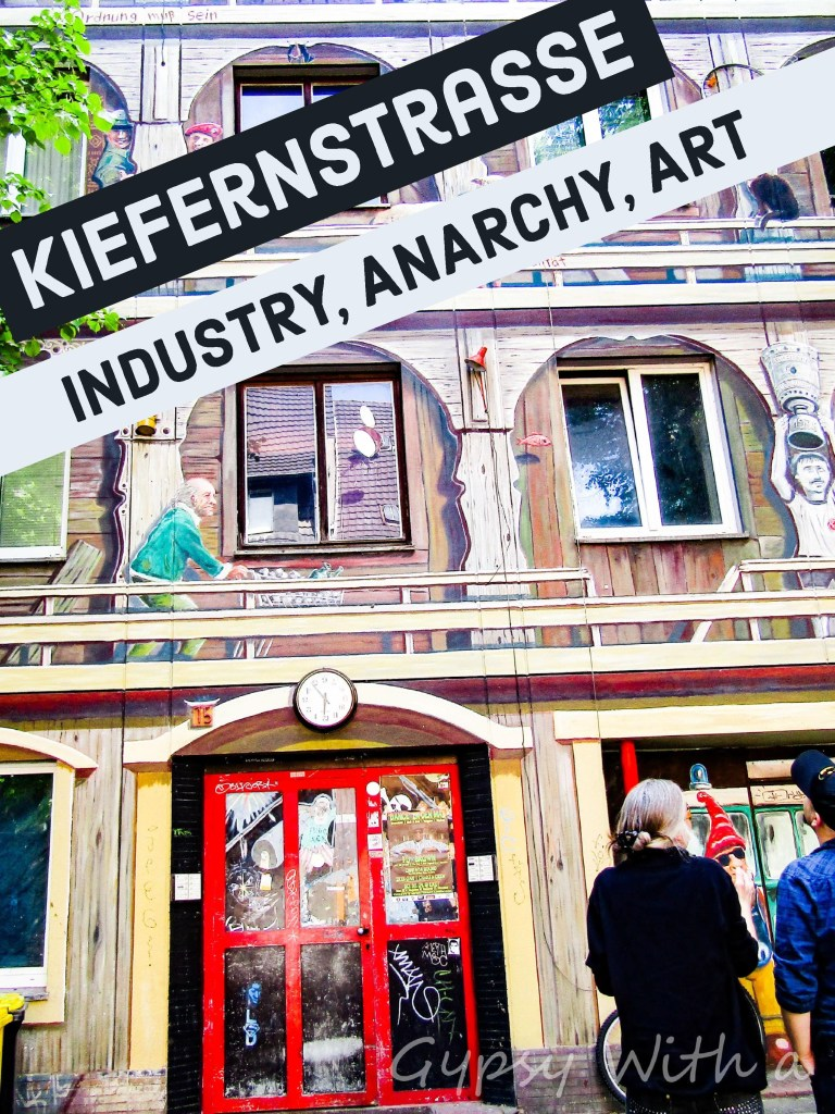 Intriguing history of Kiefernstrasse, in Dusseldorf, Germany, filled with steelworkers, refugees, squatters, members of the Red Army Faction,, punk rockers, and artists.