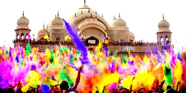 I Dream of Holi; The Festival of Color
