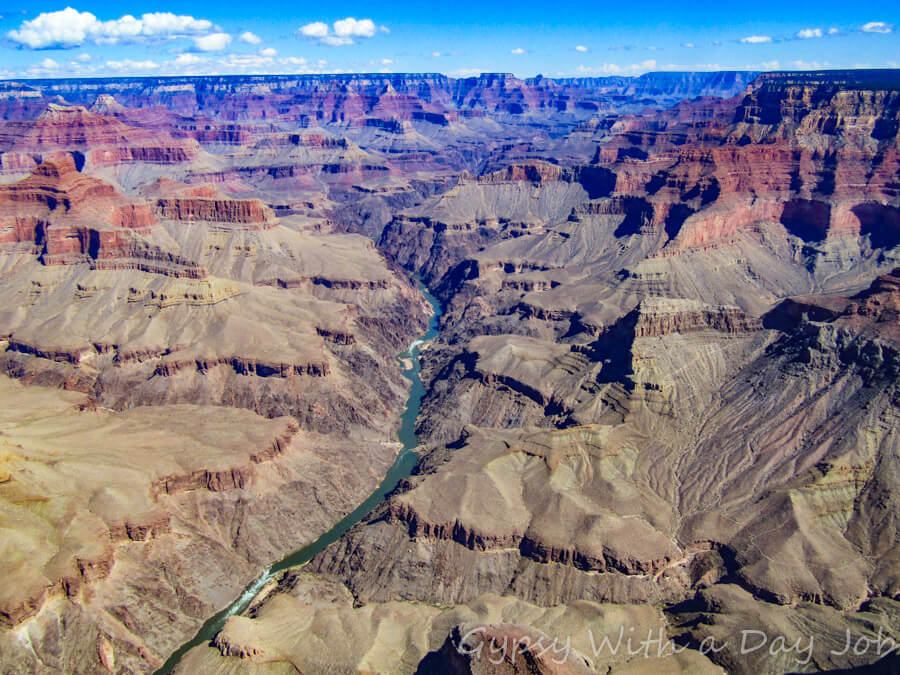Grand Canyon Day Trip, Helicopter Tour.