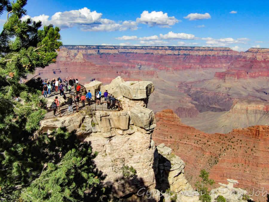 Mather Point, Grand Canyon Experience, Grand Canyon Day Trip, Experience the Grand Canyon.