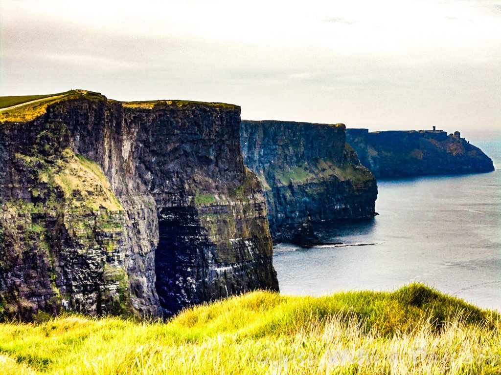 O'Brien's Tower and the Cliffs of Moher, a must see destination in Ireland!