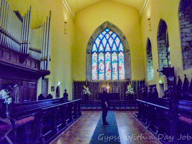 St. Nicholas Cathedral, Galway, Ireland Highlights, on an Ireland Route, part of an Ireland Itinerary.