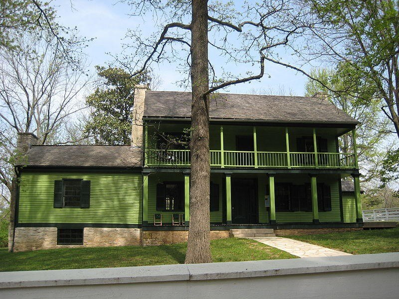 St. Louis Getaway Attractions, Ulysses S. Grant Home.