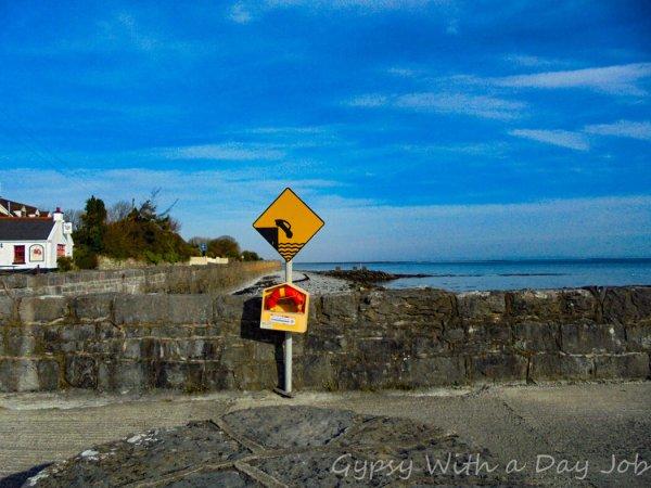 signs give us humor, connemara, Ireland