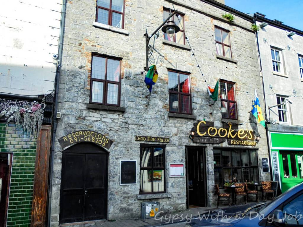 Pubs in the L one of our Ireland Highlights on the Ireland route that could be a perfect Ireland Itinerary. atin Quarter,