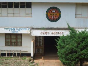 Delivering Love Letters Around the World, Kigoma.