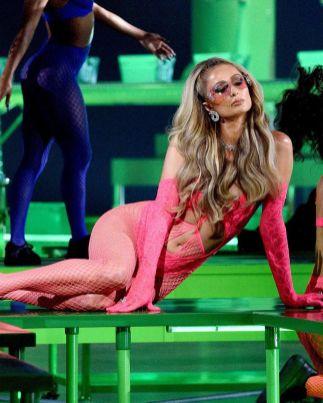 Savage X Fenty Paris Hilton