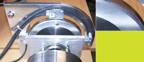 IME for Test Rigs monitoring bearing failure