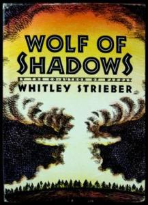 Skyggeulv aka Wolf of Shadows af Whitley Strieber