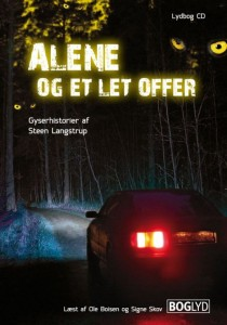Alene og et let offer af Steen Langstrup