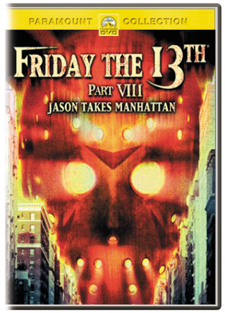 Friday the 13th - Jason takes Manhattan